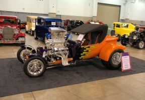 1923 Modified Ford Model T by Razgar