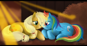 Keep your chin up sugarcube by Black-Namer