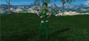 Forest Fashion by HectorNY