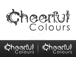 Cheerful Colours Logo by sampdesigns