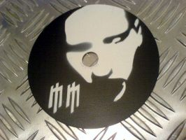 marilyn manson cd by alienmachinehead