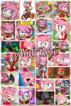 Amy Rose by PrincessEmerald7