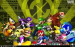 Mario Kart Wii Desktop by linkintek06