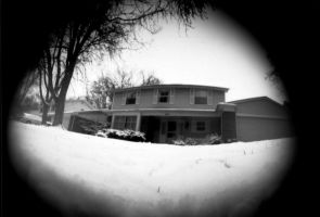 pinhole house by electricjonny