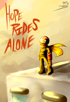 Hope Rides Alone by Lydi-Lydi