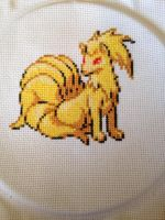 ninetails by gothicgirl4444