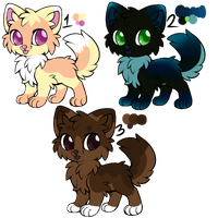 Dog/Cat design auctions by GoldenSpirits