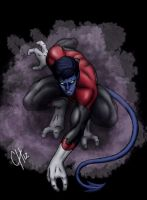 Nightcrawler by jerica128