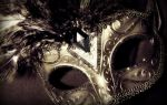 Feather Mask by Lonely-Bumble-Bee