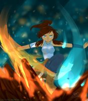 Legend of Korra by licoriceskittles