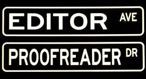 Editor Proofreader by purrrplcat