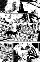 Catwoman samples. by VictorGarciapq