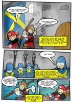 Briar Page Three by superultimateomega