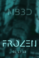 MB3D - FROZEN by CMWVisualArts