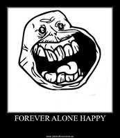 JAjaja Forever Alone Png by SoySabri