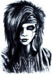 Andy Biersack by Tina771
