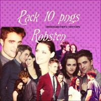 Robsten Png by CaroStew