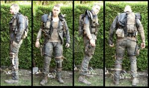 Cosplay:  Mad Max - Fury Road by JaroKrieg
