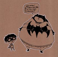 dananananaanna.. FATMAN by galvo