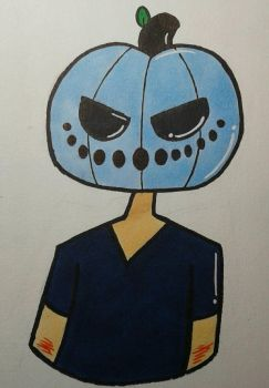 My OC/Persona Jack by SpaceChildHere