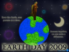 Earth Day 2009 by Nyuuchi