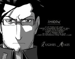 Hughes Maes -Shadow- by Idigoddpairings
