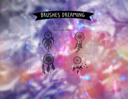 Dreaming|Brushes| by Arcaangel