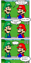 Have you met Toad? by supermariobroDX