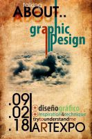 Talking About.. Graphic Design by vonBran