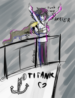 |TROLL| TITANIC TRUE FUCKING LOVE FOREVER by NekoXemi