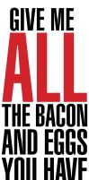 All the Bacon by cbum182