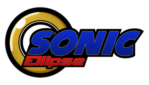 New Sonic Ellipse Logo by Cornelious-Raidon