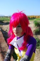 Feldt Grace- Gundam 00 cosplay by Sandman-AC