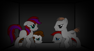 Imperial and his Family - Cornered by Imp344