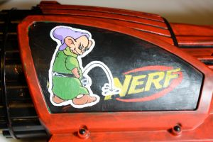 DOPEY BMF-1 we piss on Nerf by The-BenT-One