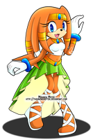 Princess Tikal by TheSnowDrifter