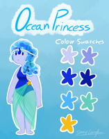 Adventure Time - Ocean Princess by ShadeySix