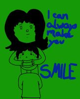 make you smile by crazzyKatie