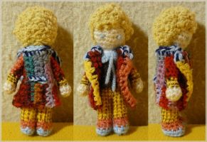 Sixth Doctor by ilwin