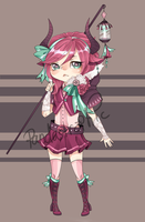 SS adopt:: Trixi-adopts by Pandastrophic