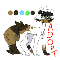 ADOPT - 30 Points - CLOSED by G0DDEZ