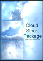 Cloud Stock Package 2 by Noxtu-Stock