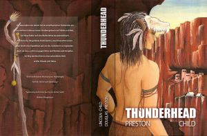 "Own BookCover  ""Thunderhead"" by Kira-R"