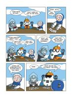 Despondent Mega Man - Cold As Ice by JesseDuRona