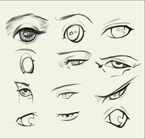 Eyes by Coukis