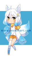 ADOPTABLE 18- Cloud9 $15 [CLOSED] by niaro