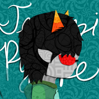 Terezi Pyrope, Seer of Mind by RMAfan101