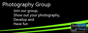 Sample banner for photography- by UJz
