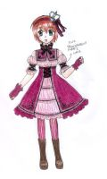 Punk Princess Lolita Dress by Nisai