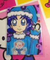 ACEO Gift: Aoi-Chibi Mercury by Magical-Mama